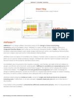 AMRetain™ - ArcelorMittal - Sheet Piling