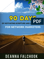 90 Days of Motivating Scriptures Affirmation