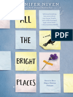 All the Bright Places 4 by Jennifer Niven