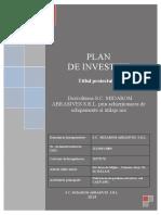 Plan de Investitii Midarom Abrasives