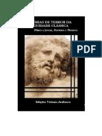 Plínio o Jovem, Petrônio e Plutarco - Histórias de Terror Da Antiguidade Clássica