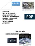 Motor Hibrido TRABAJO 2.1