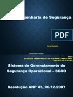 Engenharia de Segurança SGSO