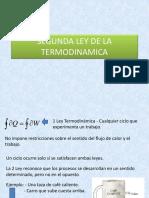 9-Segunda Ley de La Termodinamica