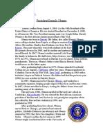 Sample Biography Written Paper