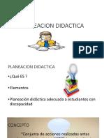Planeacion Didactica Ce Uno