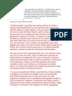 Constitución Dogmática Del Concilio Vatic I - Sobre LA SUCESION PERPETUA