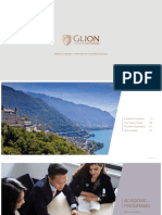 Glion Masters Brochure Combined Interactive 2018 DIGITAL