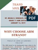 Abm Strand Campaign