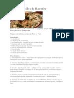 Prepara Un Pollo a La Florentine