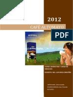 Análsis Cafe Altomayo