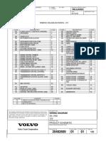 Volvo Schematic VN, VHD