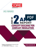 ARC Capacity Building for Conflict Resolution 1