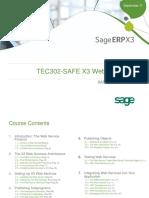 X3 Web Services v6