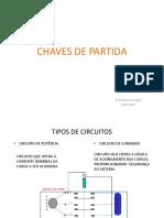 CHAVE DE PARTIDA