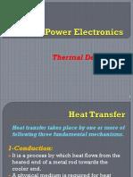 PE LEC 5 Thermal Design