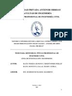 ESTUDIO Y OPTIMIZACION DE LA RED VIAL AVENIDA AMERICA SUR, TRAMO PROLONGACIÒN CESAR VALLEJO – AVENIDA RICARDO PALMA, TRUJILLO.pdf