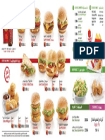 Mcdelivery Menu 974 En