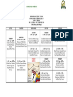 Cronograma Reprogramacion de Turnos Periodo 01 -2019