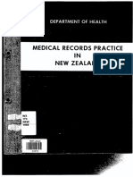 Medical Records in practice