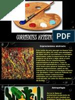 Corrientes Artísticas