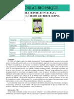 ATI 3 Escala de Inteligencia Para Preescolares de Wechsler WPPSI