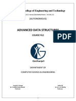 Ads Course File 2019-20