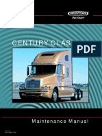 Century Class Trucks Maintenance Manual