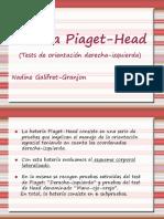 test Derecha izquierda  Piaget-Head