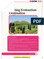 Visitting destination