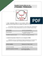 Fundamentação Bíblica Da Santíssima Trindade - PDF
