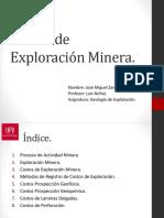 Exploracion Minera