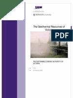 SKM Geothermal Report