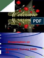 Indian Economic Survey 2009 - 10