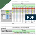 88631290 Plano e Cronograma de Manutencao Preventiva