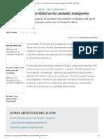 VTC_ a Favor_ La Movilidad en Las Ciudades Inteligentes _ Opinión _ EL PAÍS