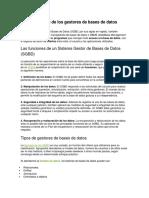 Tipos y función de los gestores de bases de datos.docx