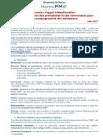6 AMI Referencement Prestataires Maroc PME 062017