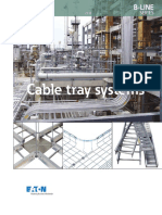 Cable Tray Management Catalog - BLINE COOPER