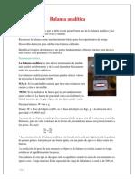 Balansa Analítica Informe-1