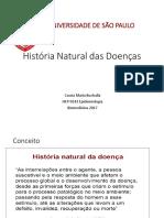 História natural das doenças