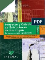 Proyecto y calculo de estructura en hormigon
