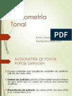 Tema 7 - Audiometría 2