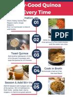 Guide to Tasty Quinoa