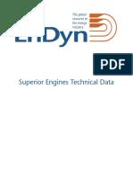 Superior Engine Tech Data