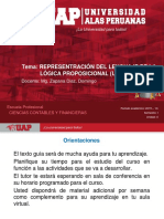 Ccf Lógica Semana 4 Uap 2019-1c
