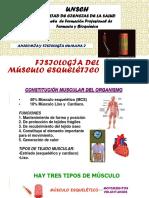 FISIOLOGÍA Del Músculo Esquelético
