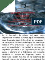 3.Agua Para Morteros y Hormigones