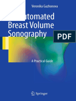 3D Automated Breast Sonography