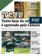 20190711 Metro Sao Paulo